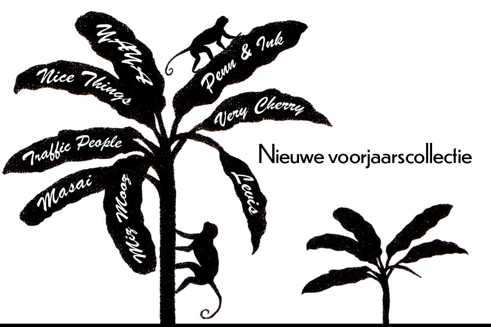 Nieuwe voorjaarscollectie De Klaproos Webshop Lookbook