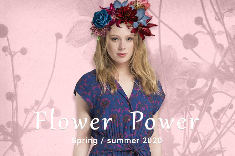 de trend die elk jaar terugkeert: bloemenprints