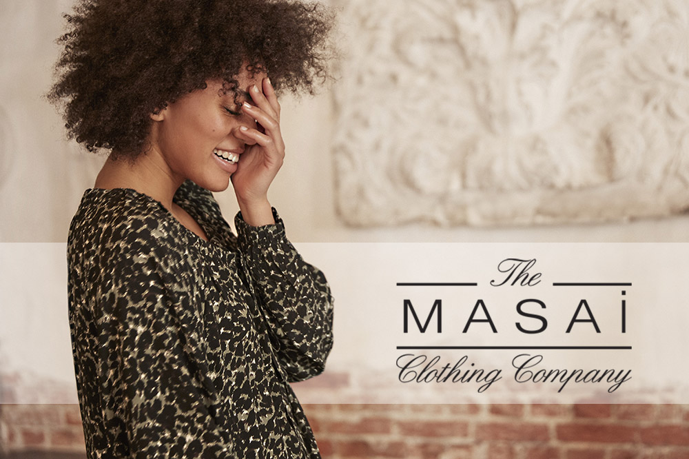 kleding van masai