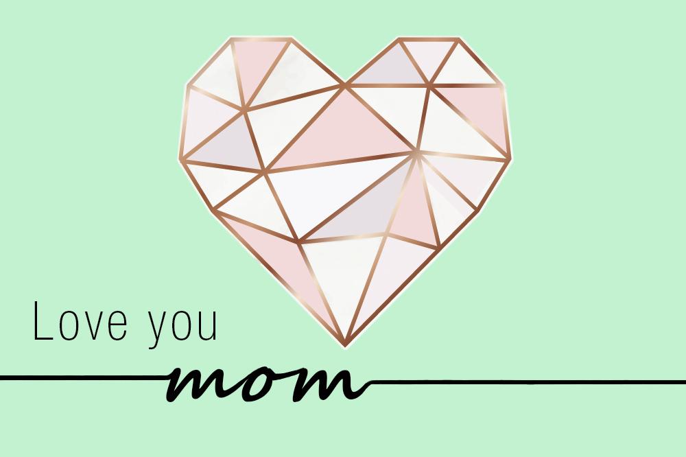 Zondag 10 mei is het moederdag