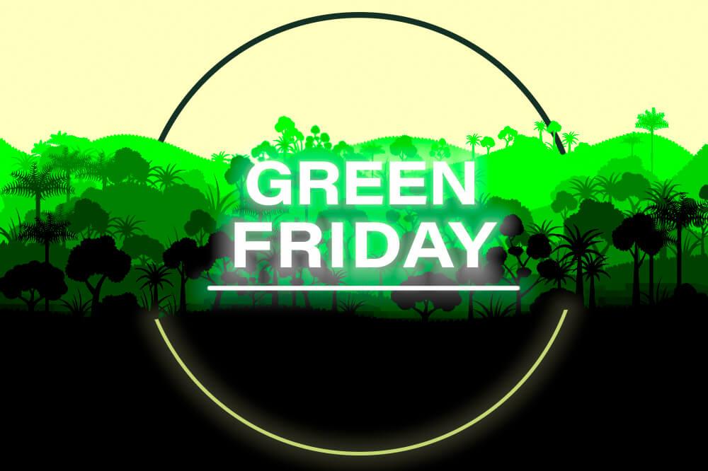 green friday bij de klaproos