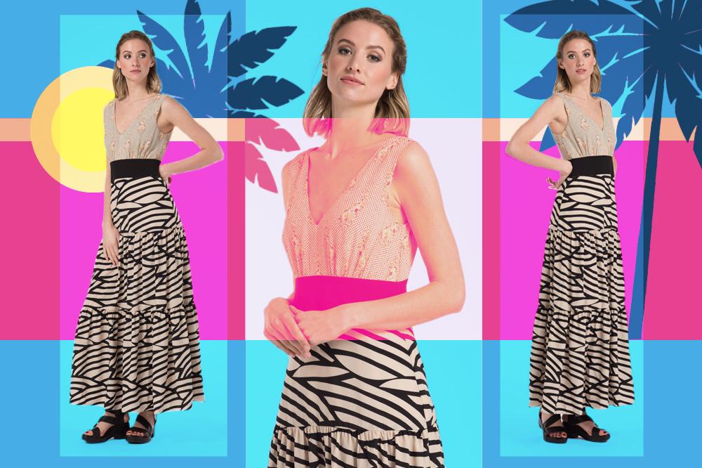 lange zomer jurken